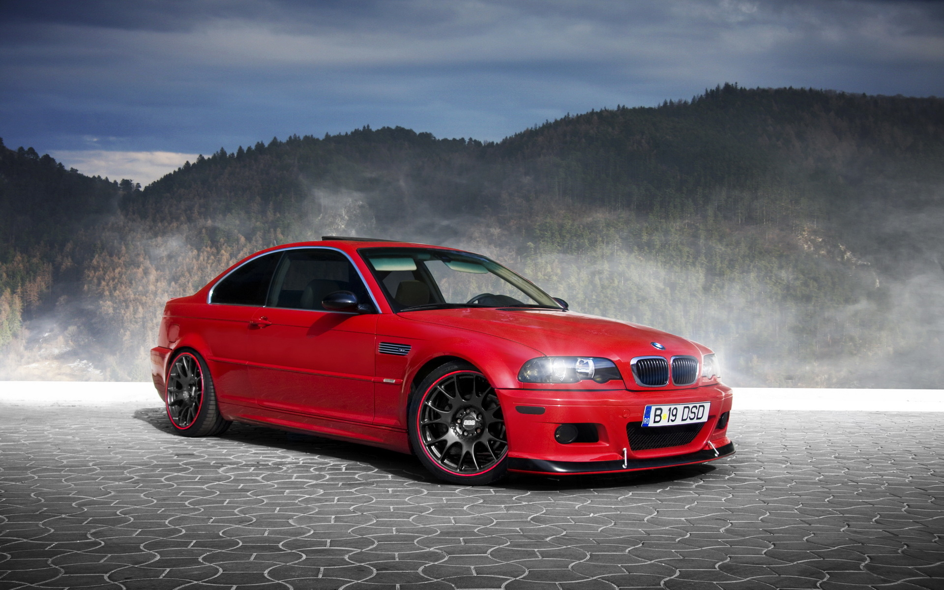 Free Download Bmw M3 E46 Bbs Wallpapers And Images