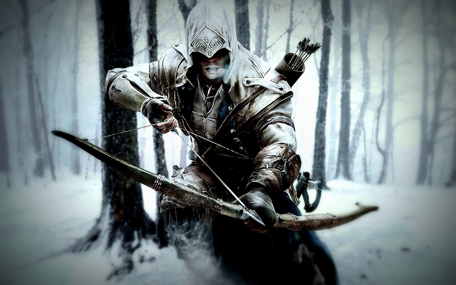 Assassins Creed III New Game HD Wallpapers Download Wallpapers 1600x1000