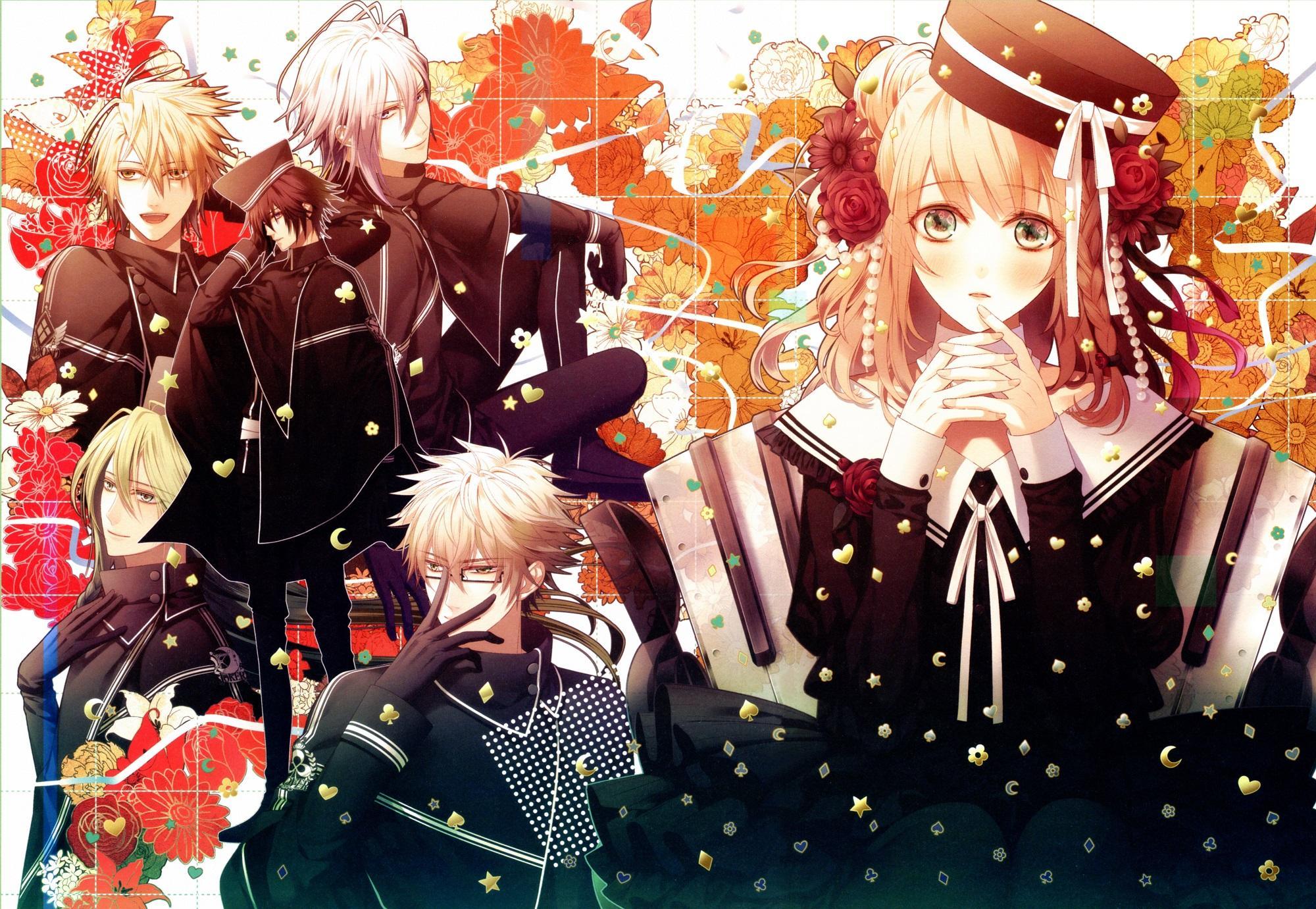 Amnesia Anime Wallpaper - WallpaperSafari