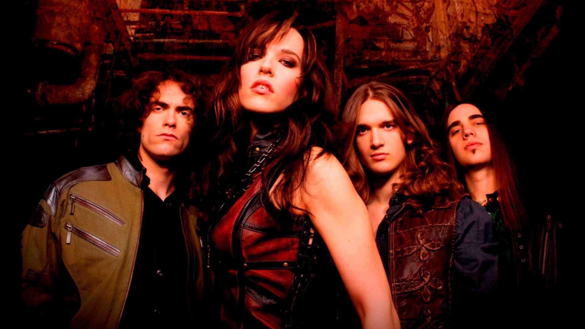 Halestorm wallpaper   Lzzy Hale Wallpaper 37171998 1920x1080