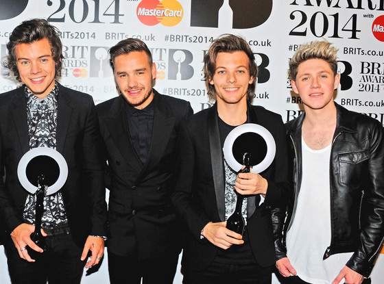 This Is What One Direction Looks Like Now Without Zayn Malik E News 560x415