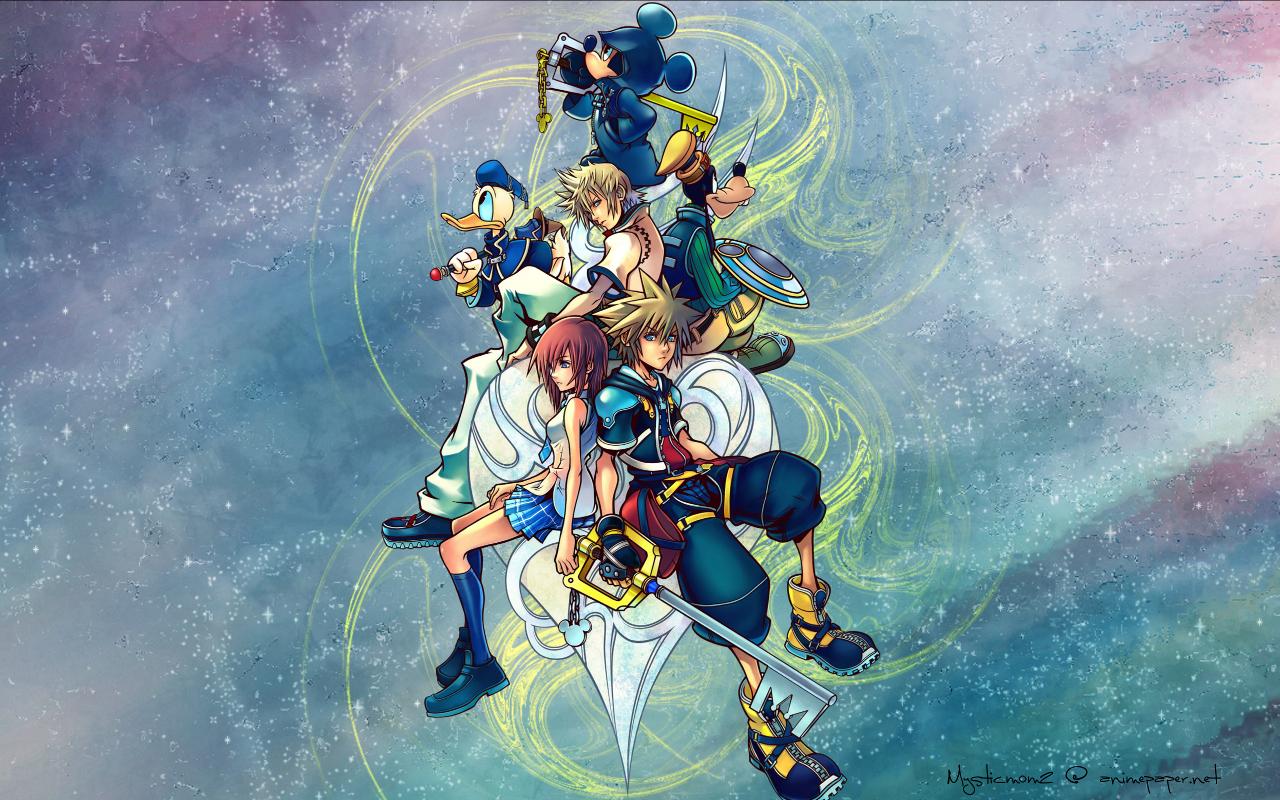 Iphone wallpaper kingdom hearts - Kingdom Hearts Hd Wallpapers Wallpapersafari