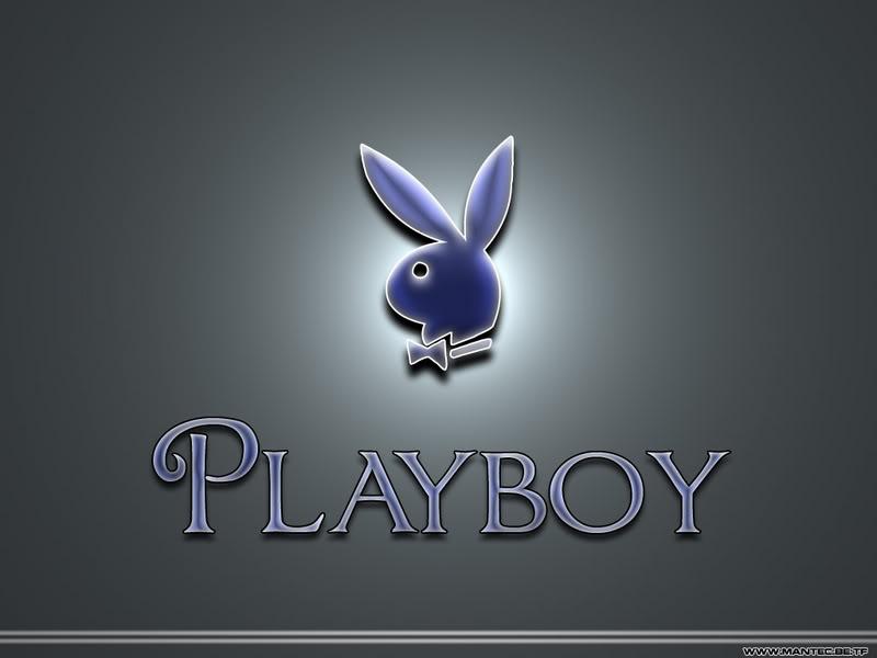 800x600px Playboy Bunny Wallpaper