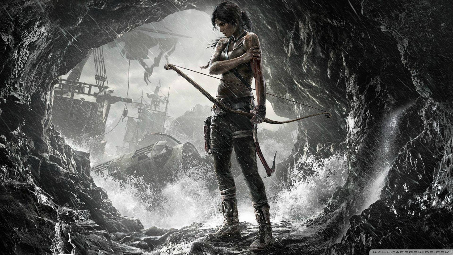 Tomb Raider 2015 Wallpaper 1920x1080 Tomb Raider 2015 1920x1080