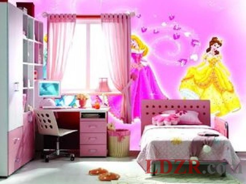 girls room wallpaper photo gallery go to article children room 800x600
