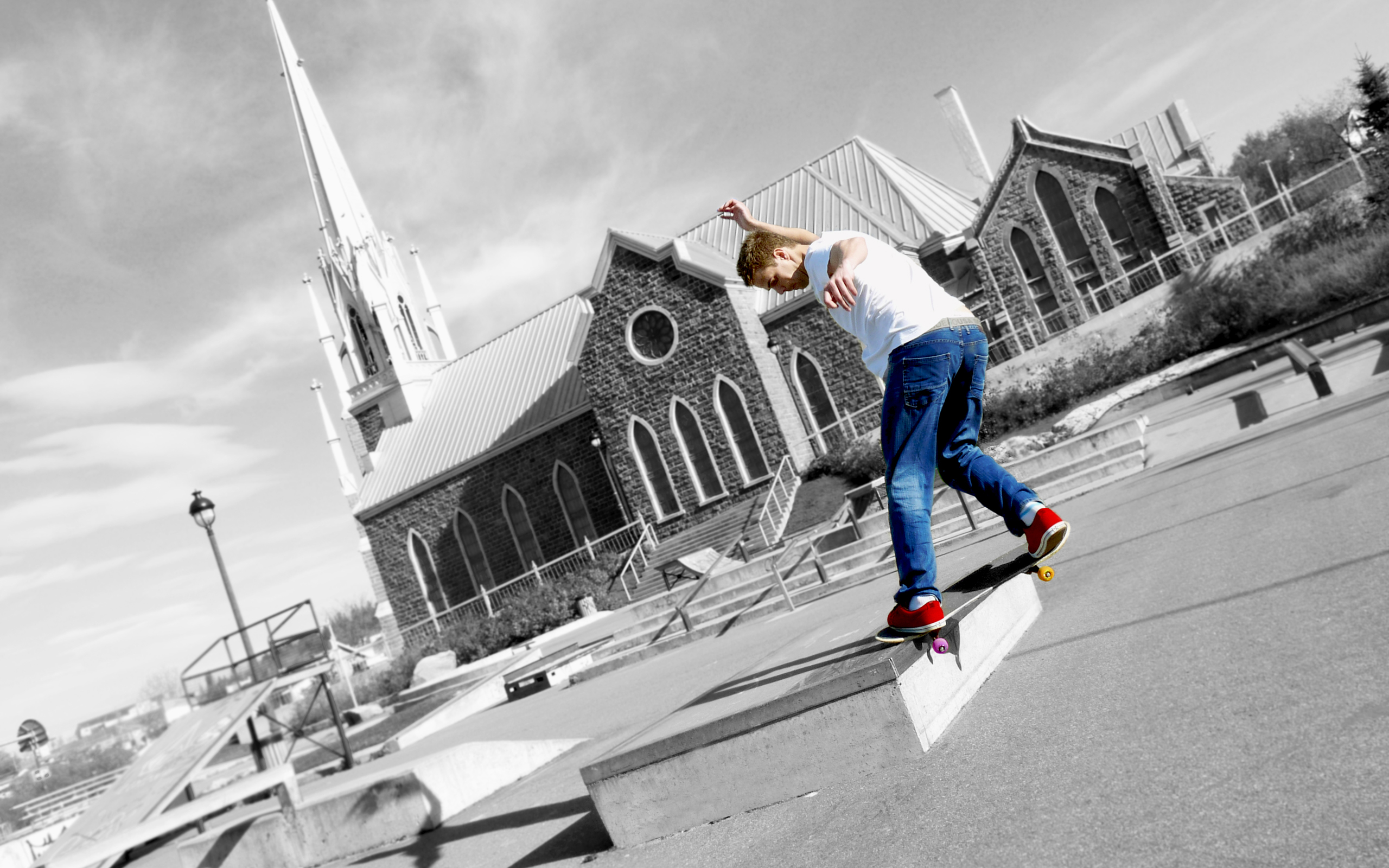 67 Skateboarding Wallpapers Skateboarding Backgrounds 2560x1600