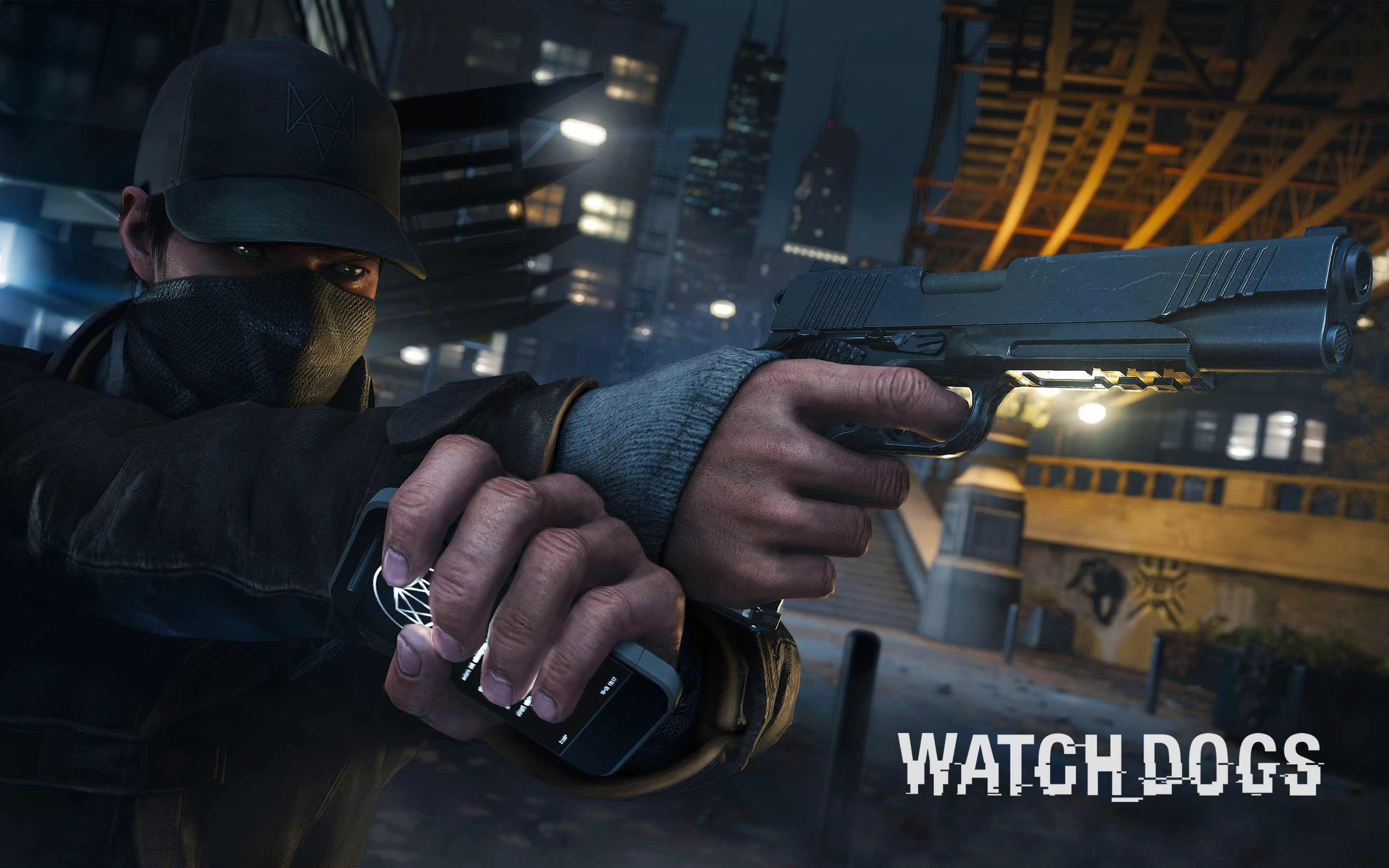 Watch Dogs 2014 Game Wallpapers HD Wallpapers 2880x1800