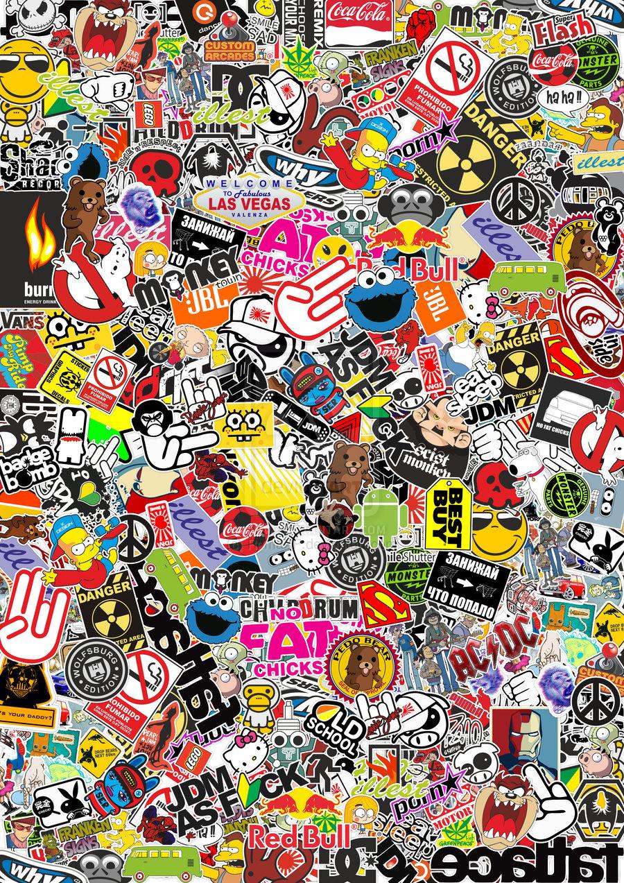 Hd wallpapers sticker bomb 1280 x 800 706 kb jpeg hd wallpapers 900x1273