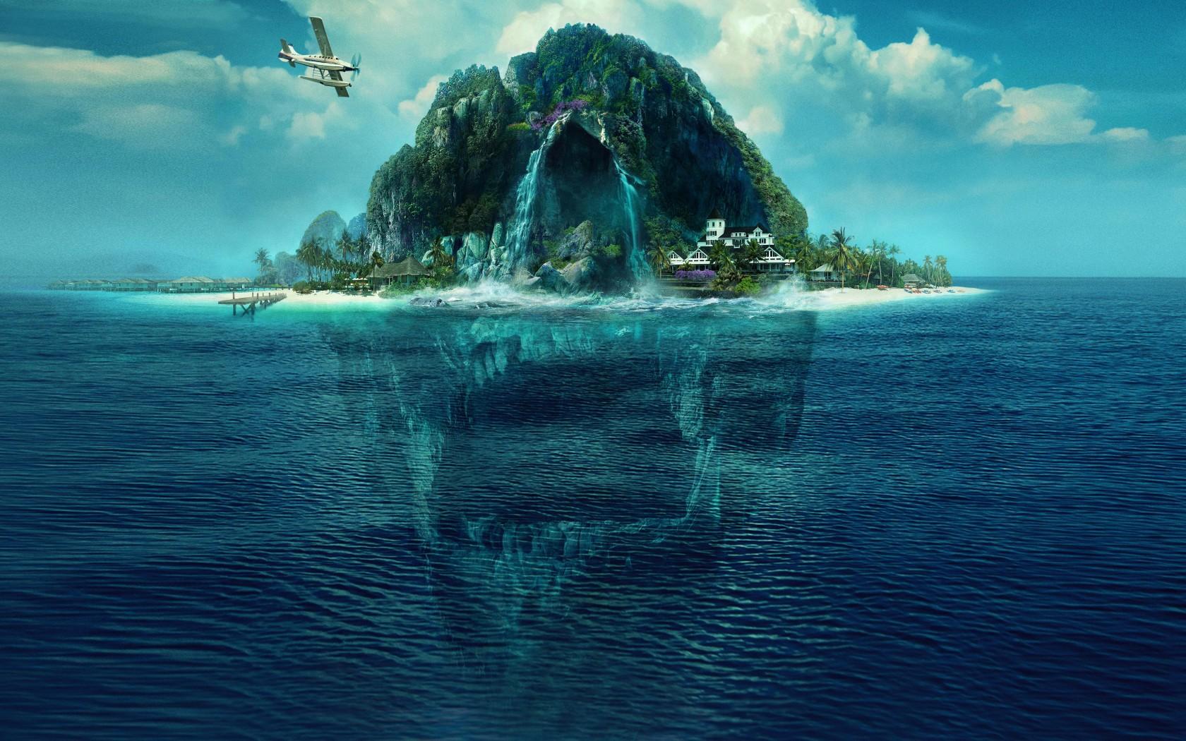 Fantasy Island 2020 4K 5K HD desktop wallpaper Widescreen High 1680x1050