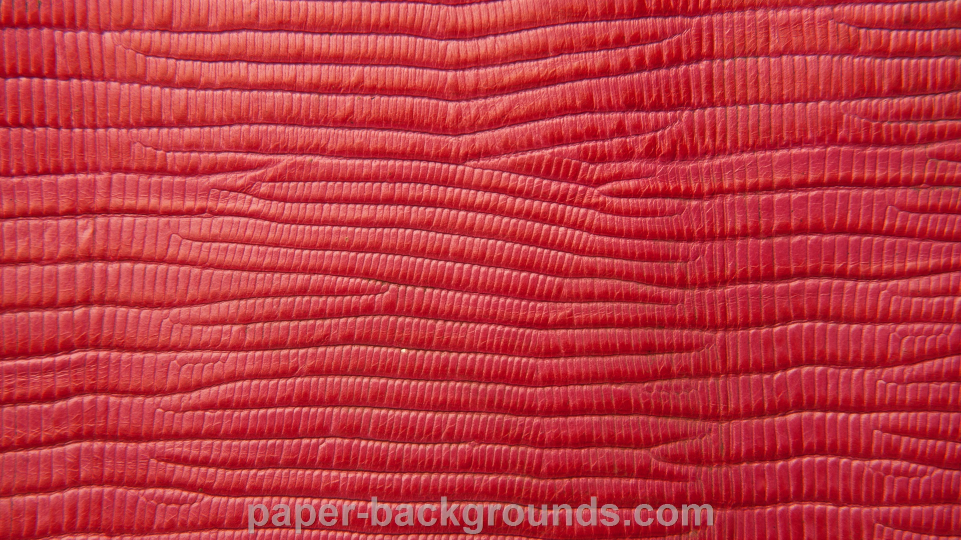 Red Embossed Crocodile Leather Texture 1920x1080 1920x1080