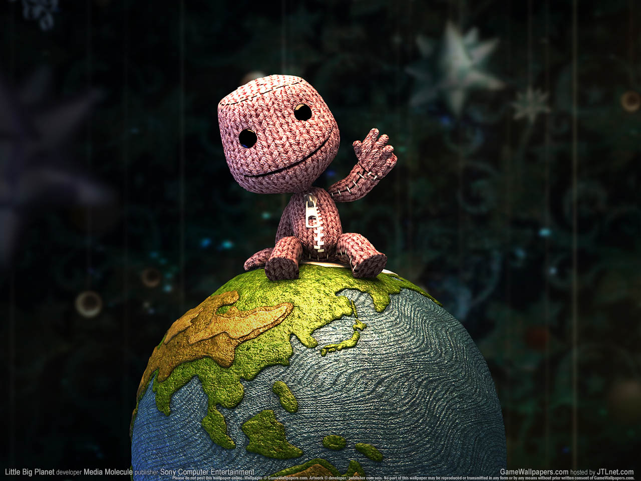 Little Big Planet Wallpapers 1280 x 960 1280x960