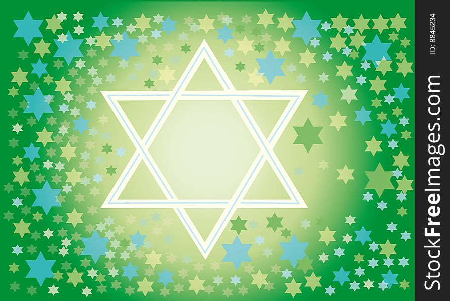 Glad Background To The Jewish Holiday   Stock Images Photos 896x600