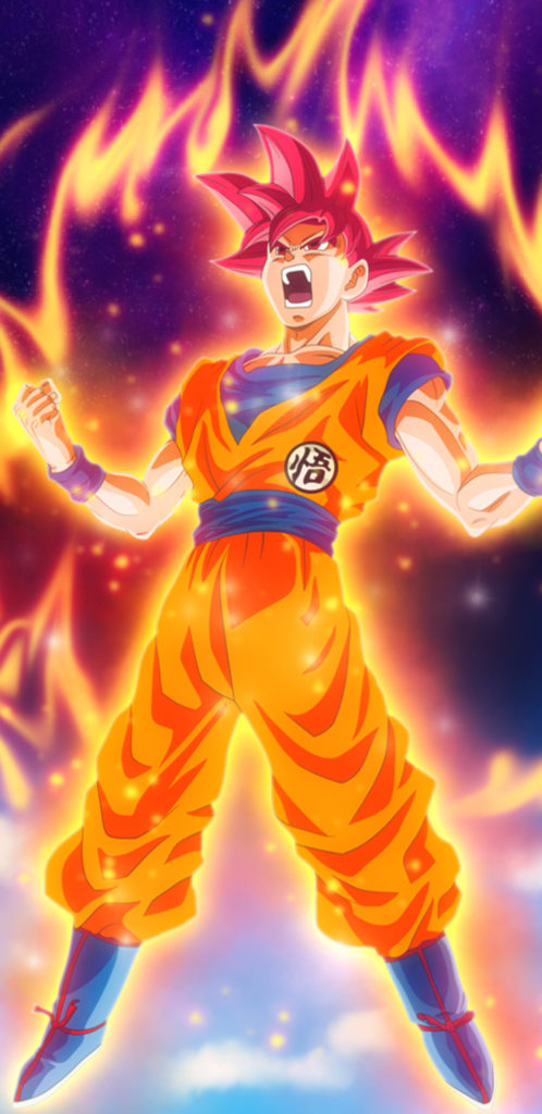 4k Dragon Ball Z Wallpaper Iphone 2287723   HD Wallpaper 498x1024