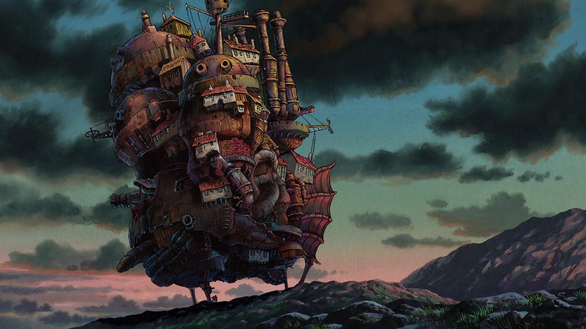 Pics Photos   Studio Ghibli Anime Movie Wallpapers Ghibli 2000x1125