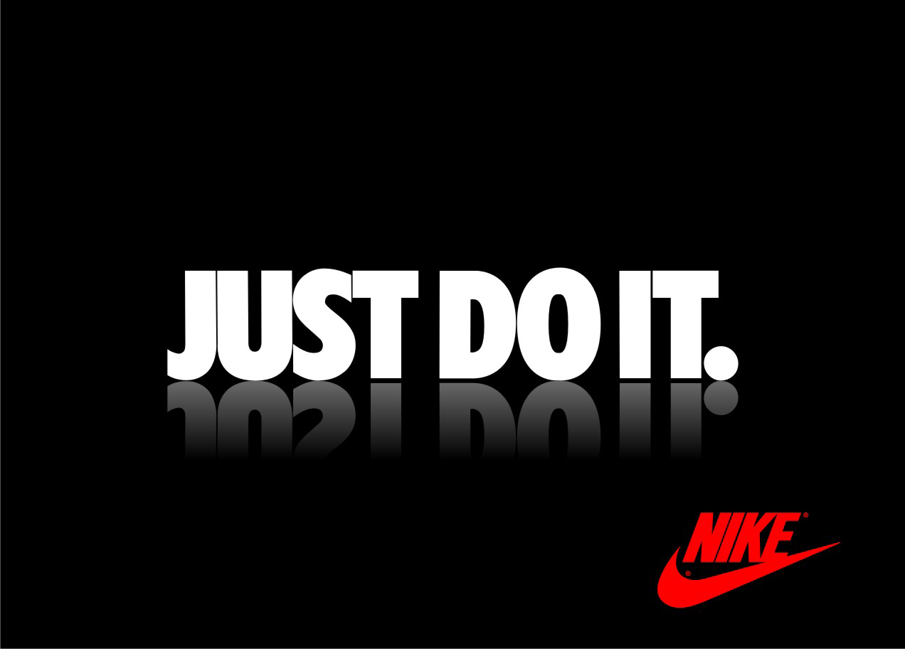 Wallpapers For Nike Just Do It Pink Wallpaper 1272x913
