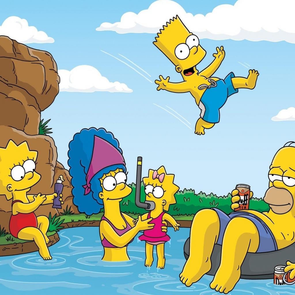Simpson family nude Nude Photos 25