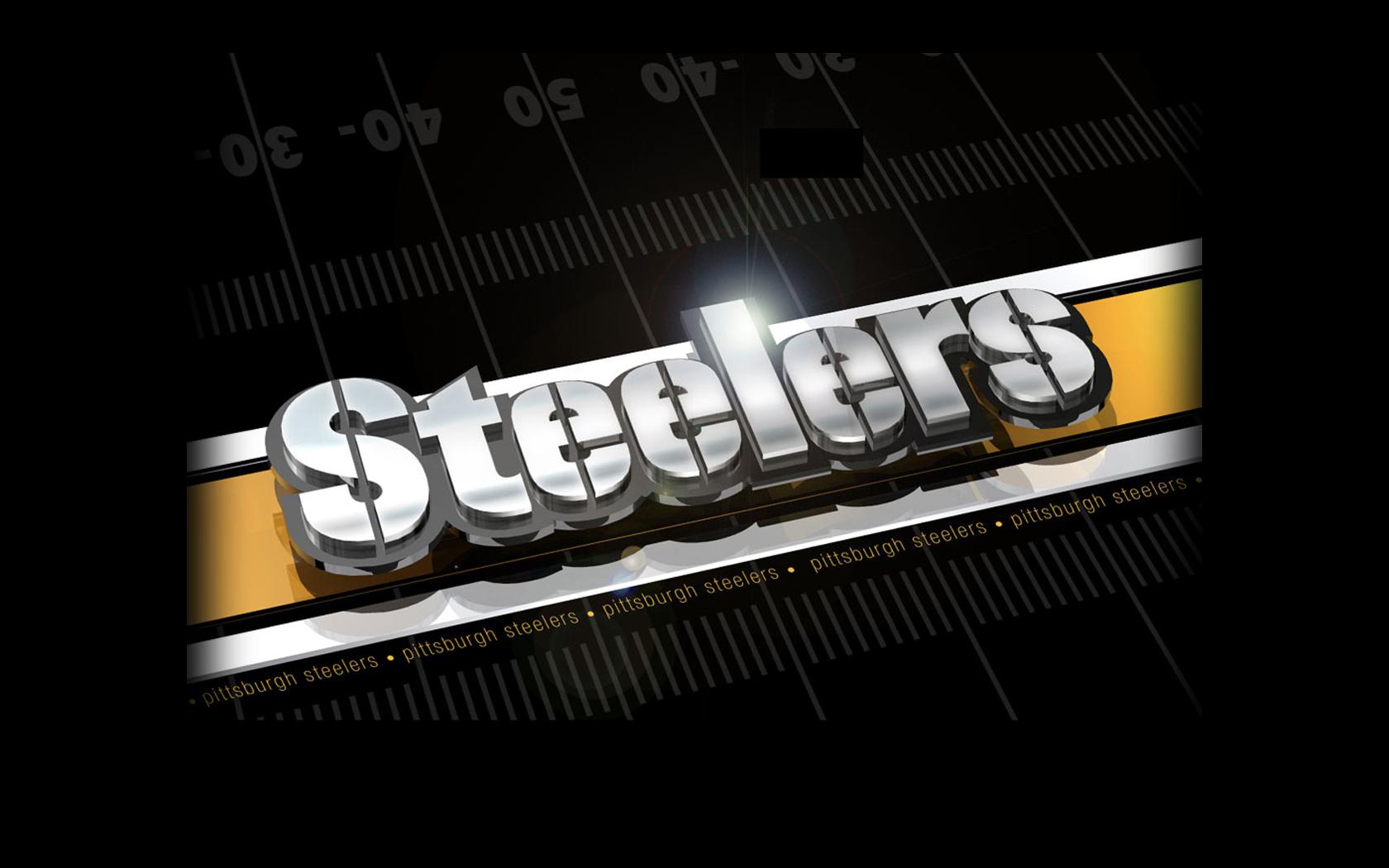 Pittsburgh Steelers desktop wallpapers Pittsburgh Steelers 1680x1050