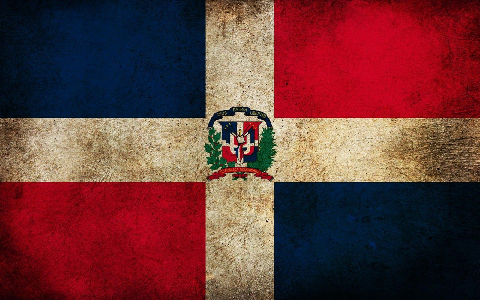 dominican republic flag   Large Images first in 2019 1600x1000