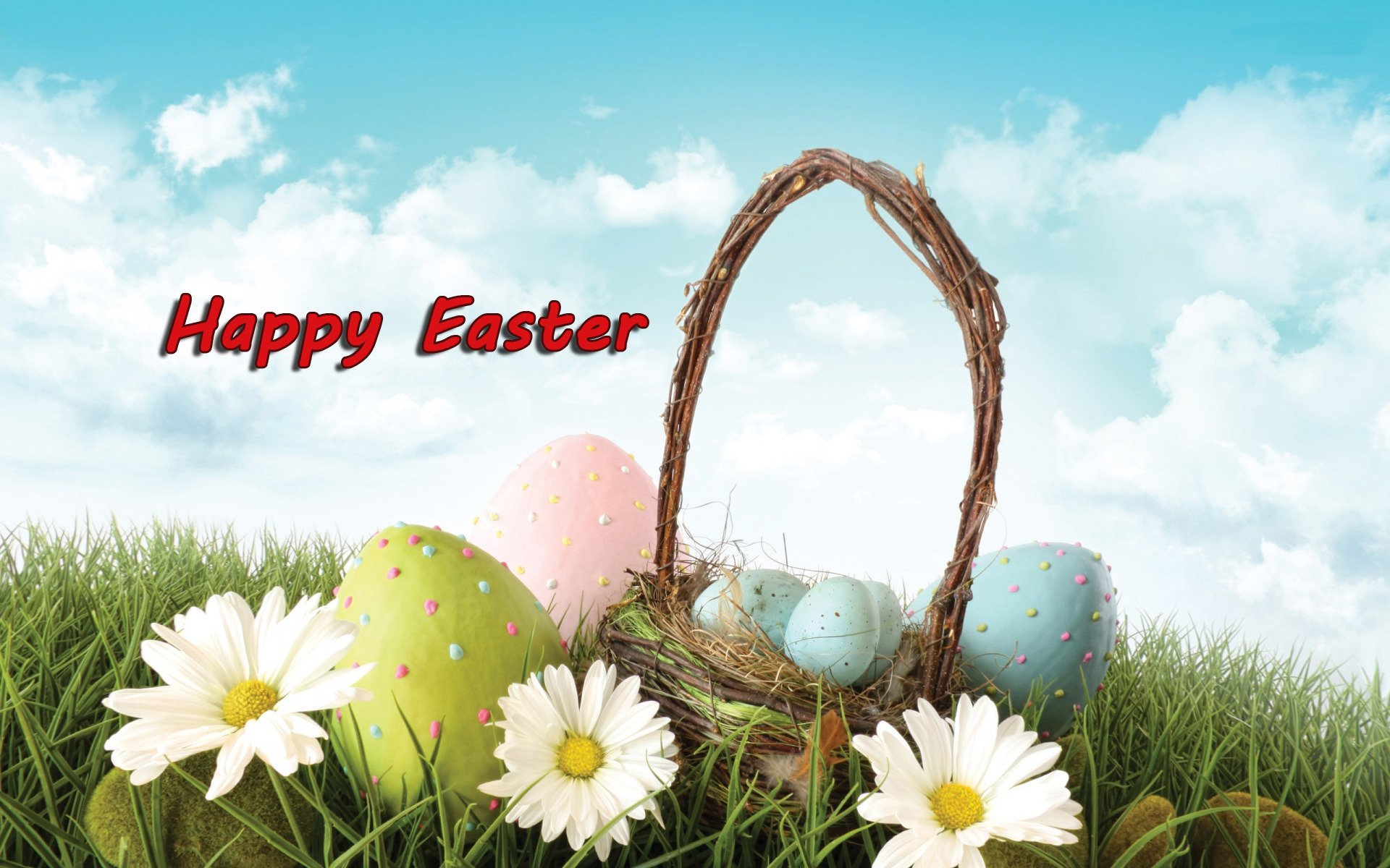 Happy Easter Wallpapers HD Wallpapers Early 1920x1200