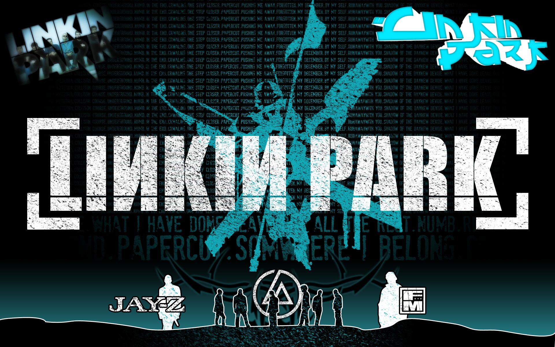 Linkin Park Logo wallpaper 113341 1920x1200