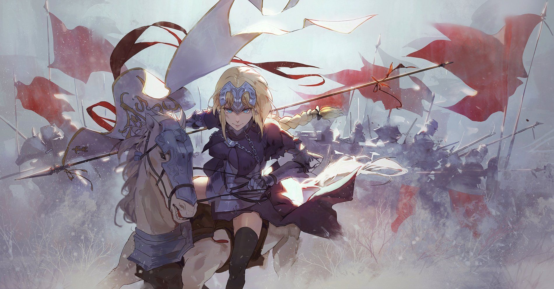 Fate Apocrypha Wallpapers   Top Fate Apocrypha Backgrounds 1900x993