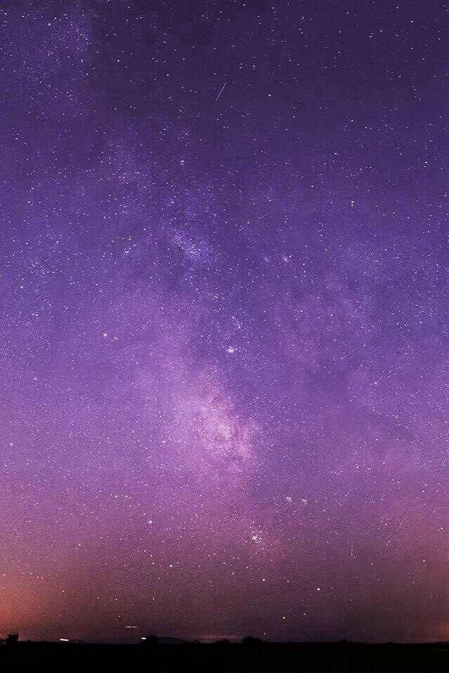 Purple blue Galaxy Background wallpaper BackgroundsWallpapers 640x960