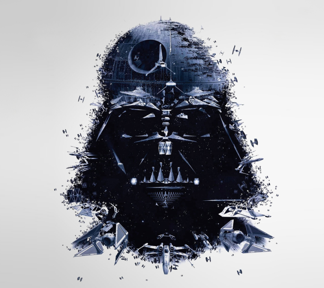 Darth Vader Star Wars Wallpaper for Samsung Galaxy S4 mini Duos GT 1080x960