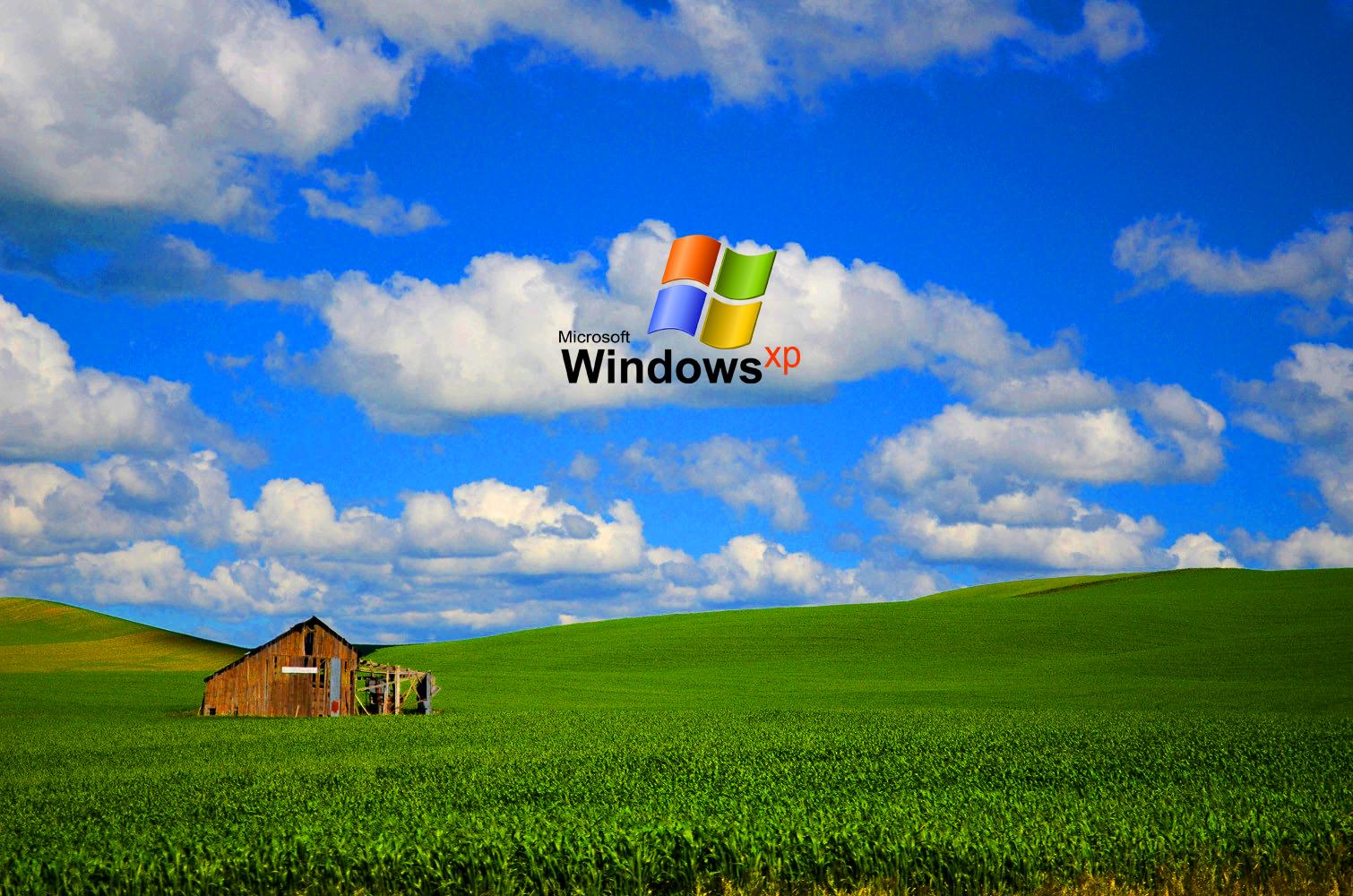 how to change wallpaper in xp