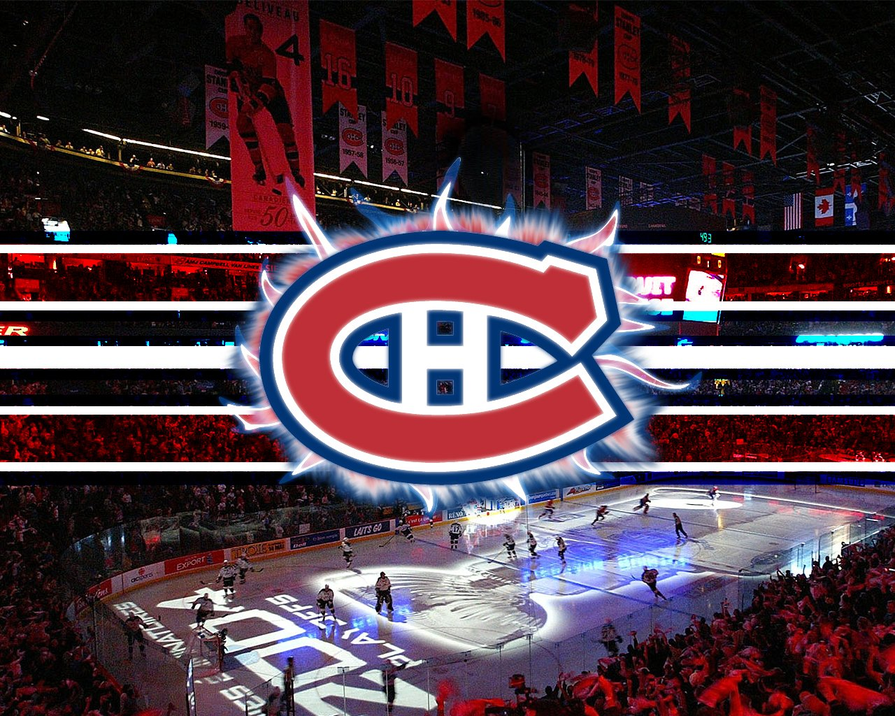 Montreal Canadiens 1280x1024