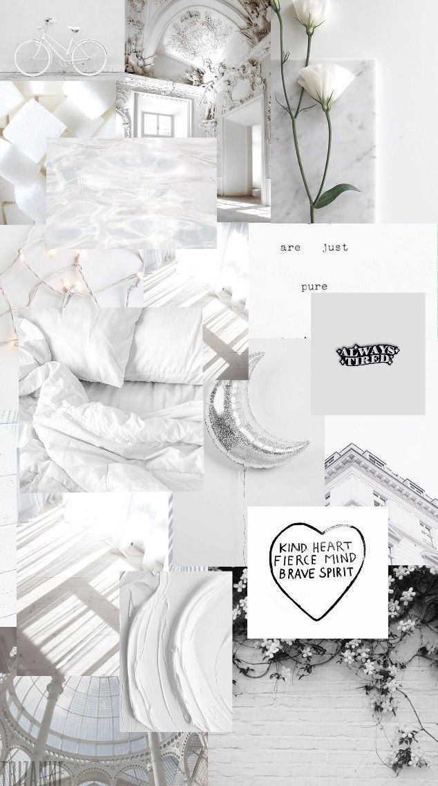 22 White Aesthetic Wallpapers On Wallpapersafari
