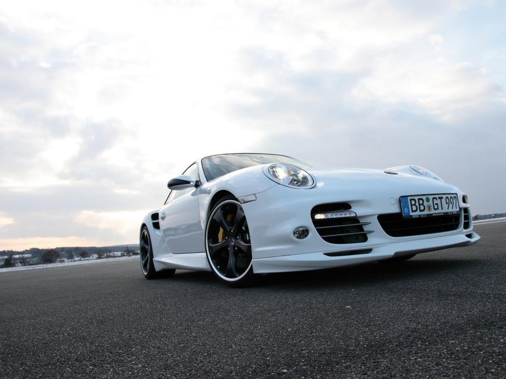 TECHART Porsche 911 Turbo S photos and wallpapers   tuningnewsnet 1024x768