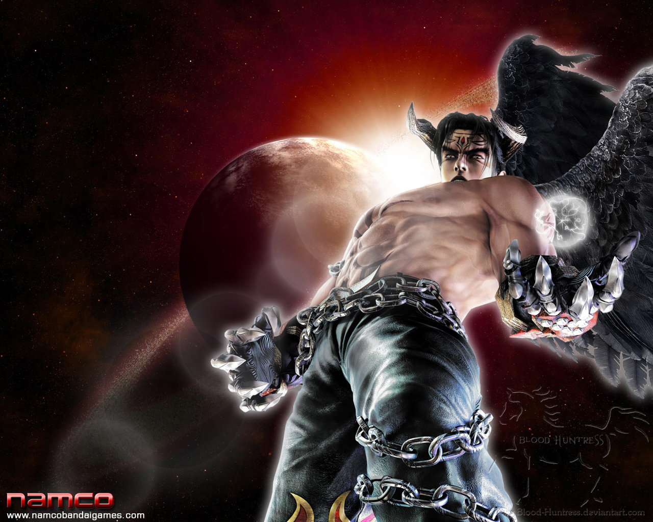 Free Download Devil Jin In Tekken 5 Dr By Blood Huntress