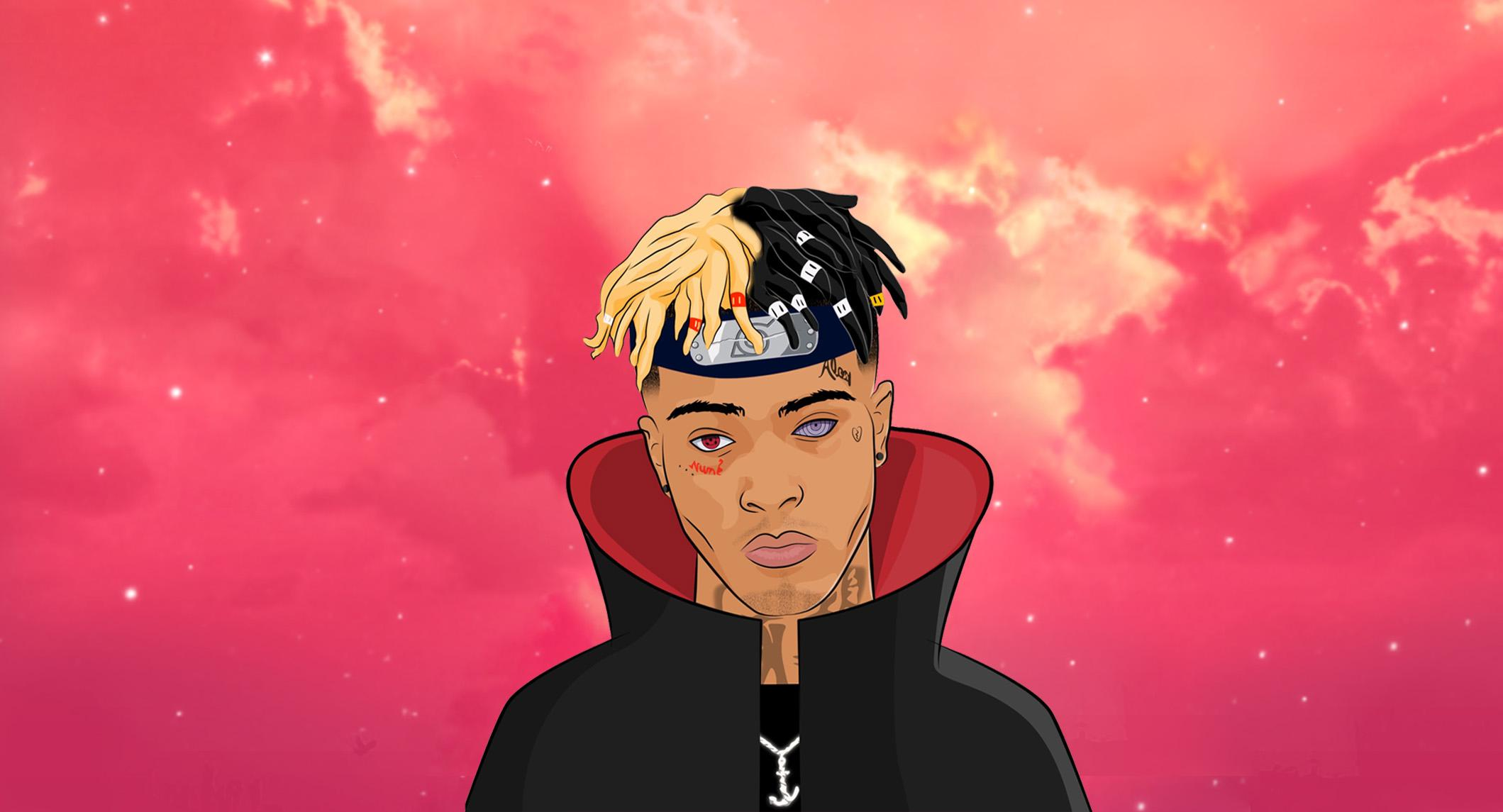 XXXTentacion Cartoon Wallpapers   Top XXXTentacion Cartoon 2119x1145