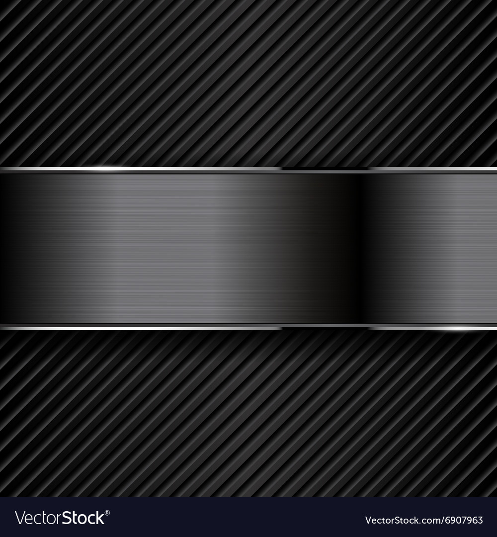 Dark metal backgrounds Royalty Vector Image 1000x1080