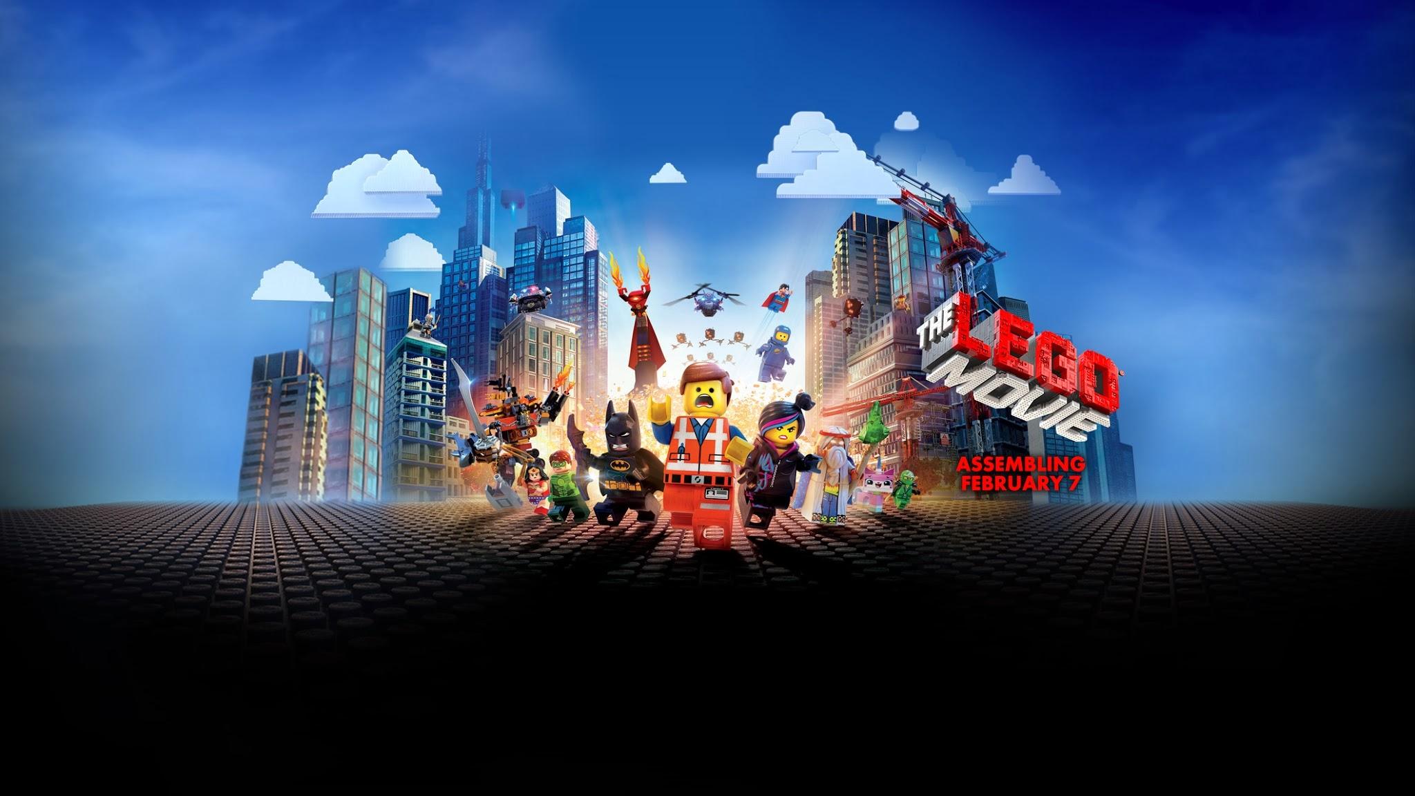 The Lego Movie 2014 Hd Wallpaper Wallpaper List 2048x1152