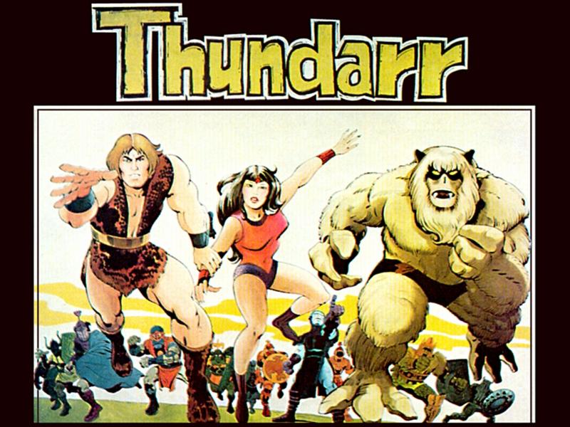culture in the blender   Thundarr the Barbarian Wallpaper 80s cartoon 800x600