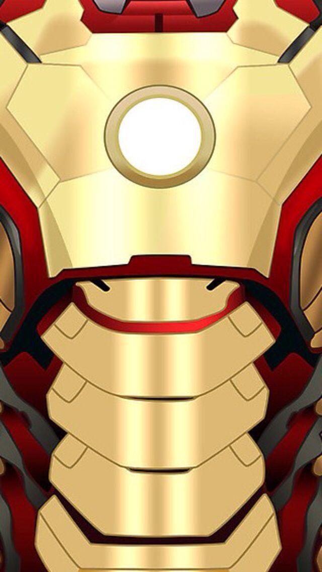 iphone wallpaper Ironman Pinterest iPhone wallpapers Wallpapers 640x1136