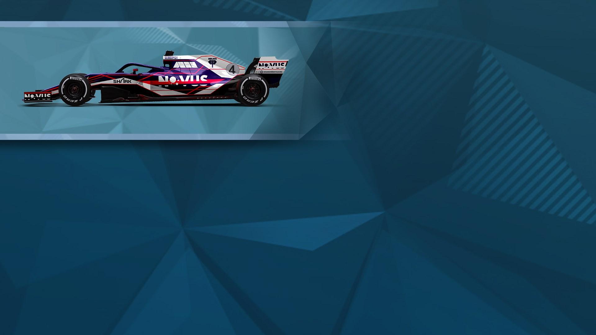 Buy F1 2019 Car Livery NOVUS   Datastream   Microsoft Store en 1920x1080