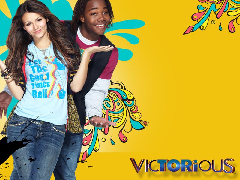 Victorious Wallpaper - WallpaperSafari