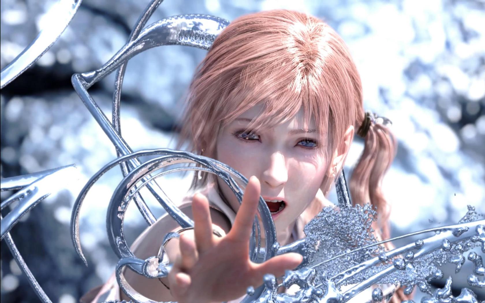 Final Fantasy XIII 1680x1050 1680x1050
