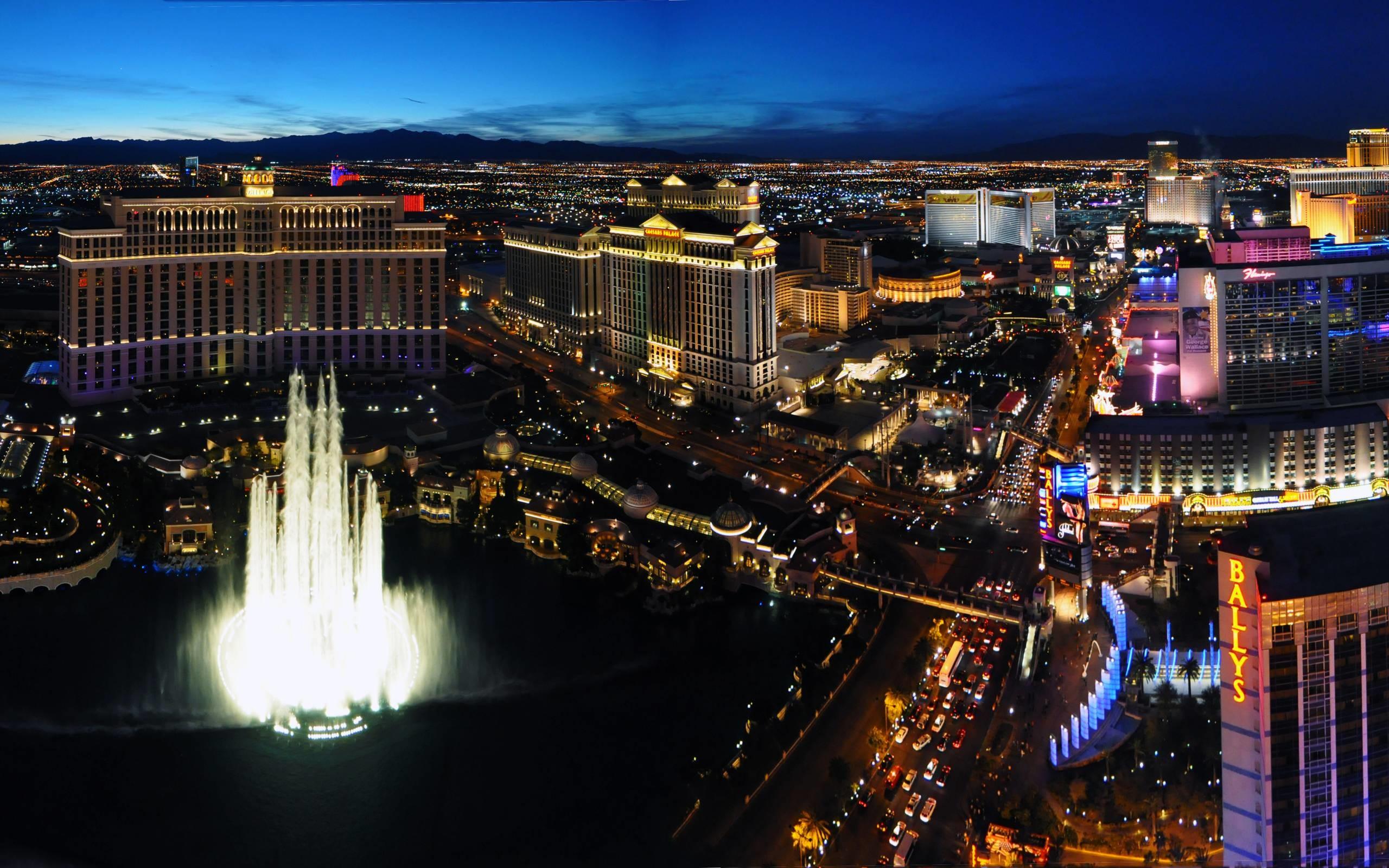 Las Vegas HD Wallpaper 80 pictures 2560x1600