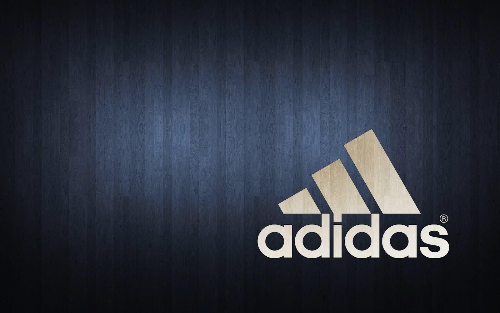 Logo Adidas Wallpaper Picture Wallpaper WallpaperLepi 1600x1000