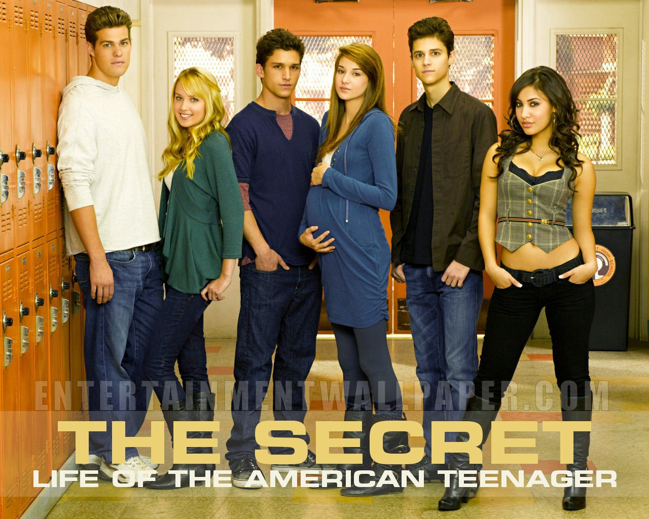 The Secret Life of the American Teenager Wallpaper   20018478 1280x1024