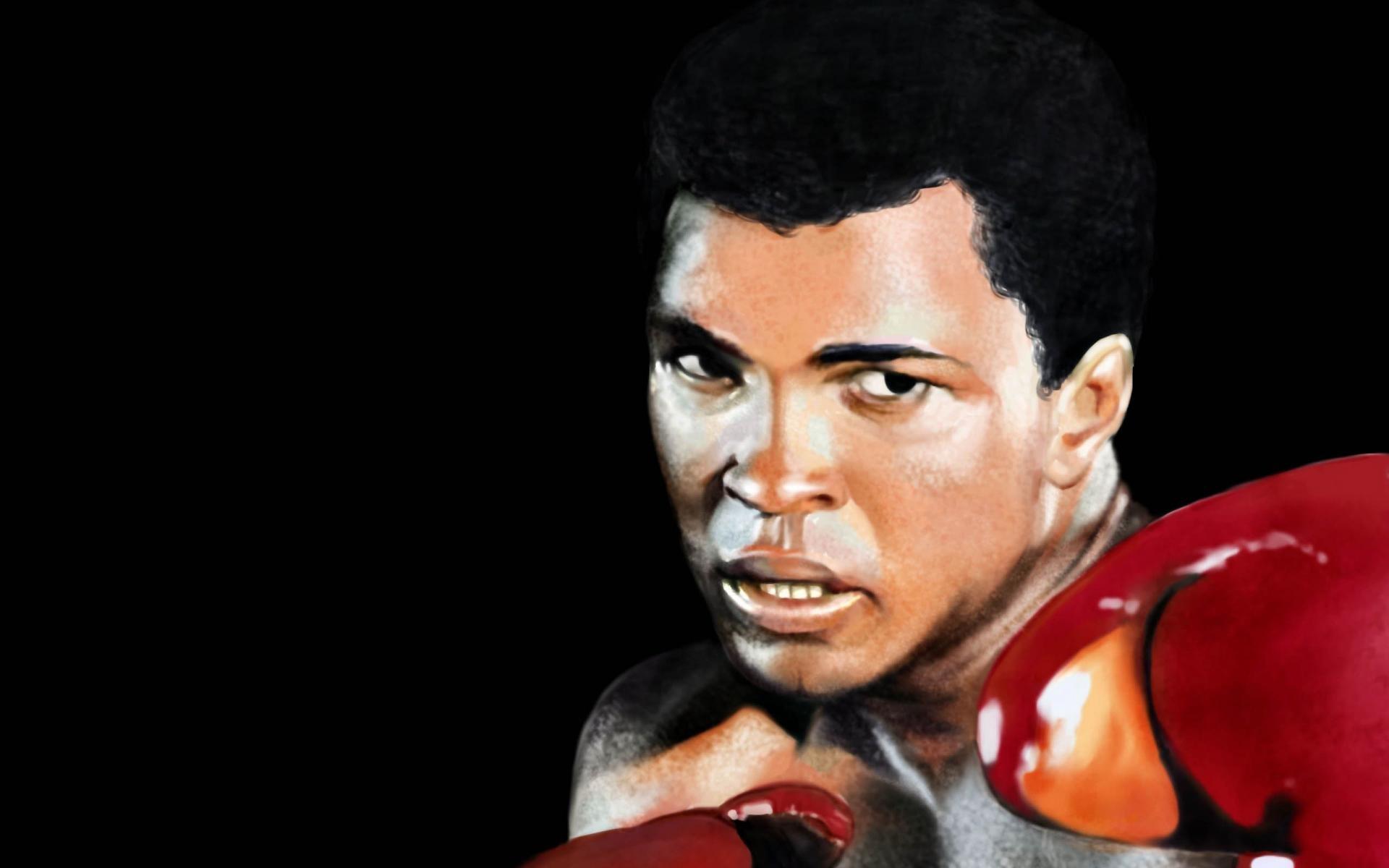 Muhammad Ali HD Wallpaper