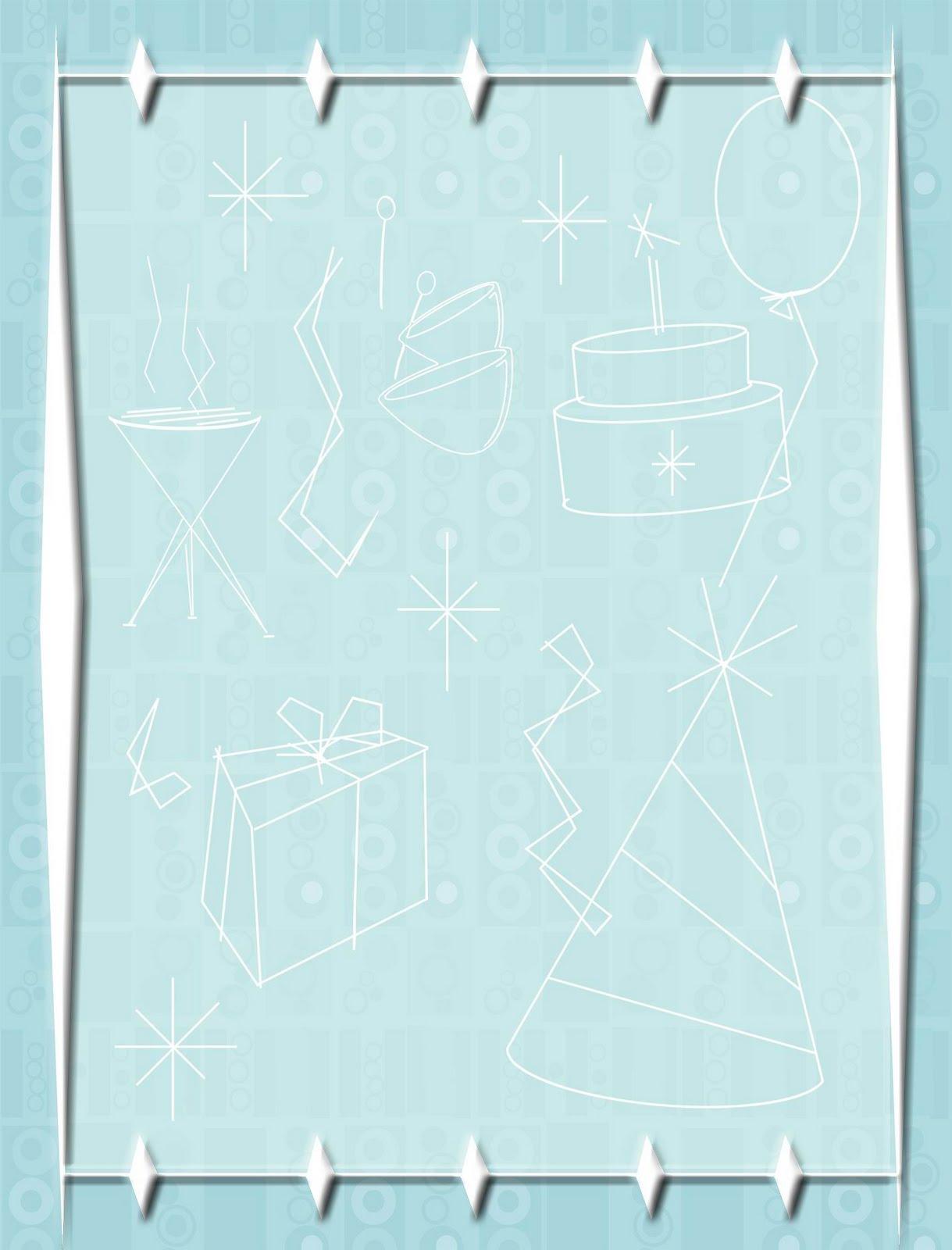 Contoh gambar wallpaper kotak persegi dalam berbagai desain yang 1219x1600