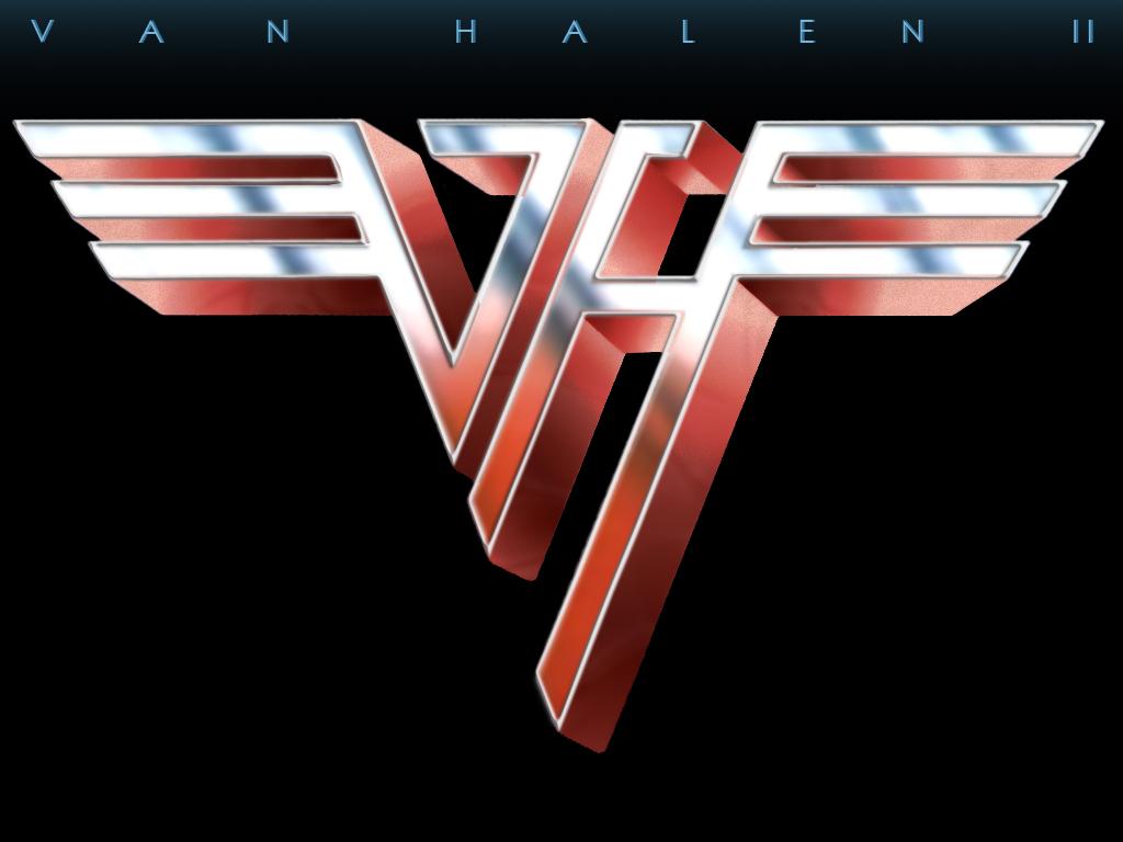 1024x768px Free Van Halen Logo Wallpapers Wallpapersafari