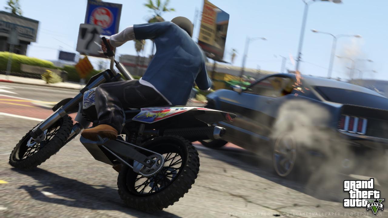 GTA V Screenshots Wallpaper   Cool Games Wallpaper 1280x720