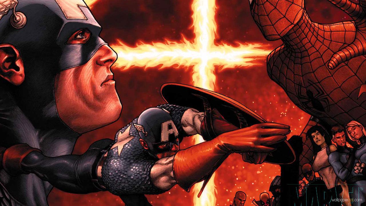 Download Civil War 1 HD Wallpaper Wallpaper 1280x720