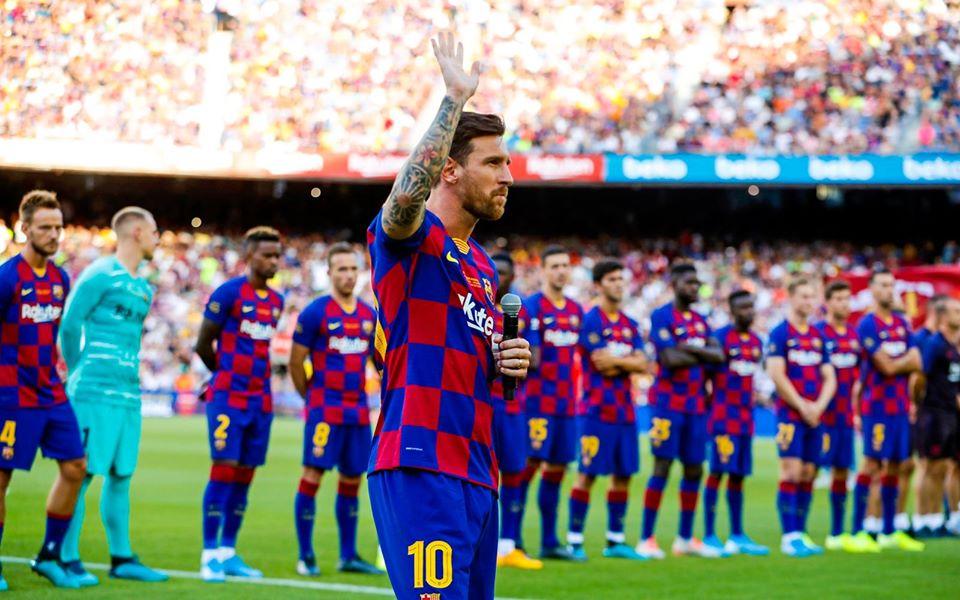 Lionel Messi Wallpaper 2020 960x600
