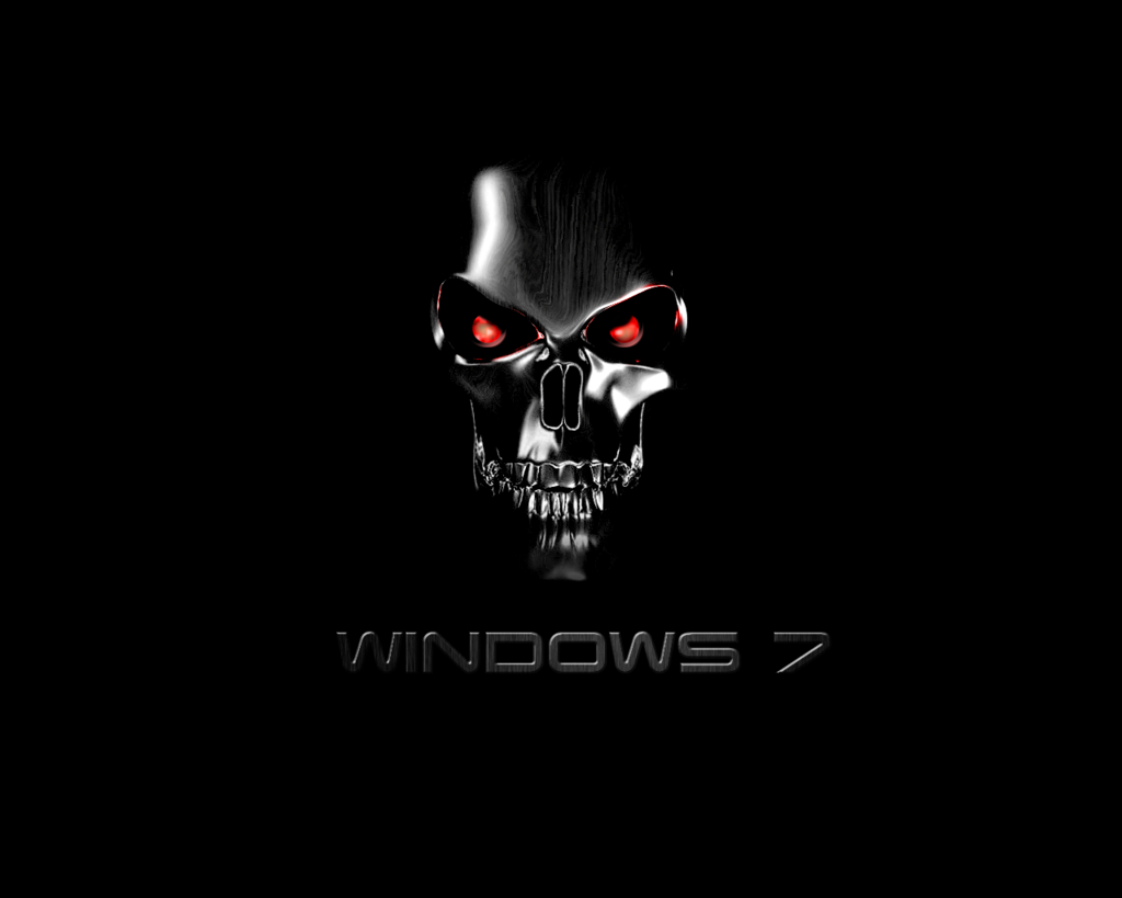 Skull Wallpapers For Windows 7